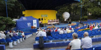 Zdjęcie amfiteatru SCK